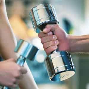 Scheda allenamento palestra: suddivisione muscoli
