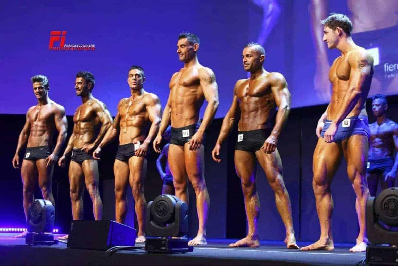 Fitness Model Gabriel Chiutu