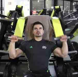Shoulder press: come eseguirla correttamente