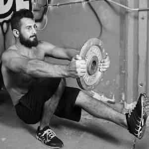 Pistol squat: lo squat ad una sola gamba