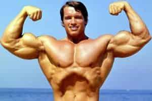 Arnold.. maestro dei bicipiti