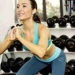 scheda allenamento principiante donna