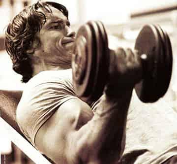Arnold e i drop set