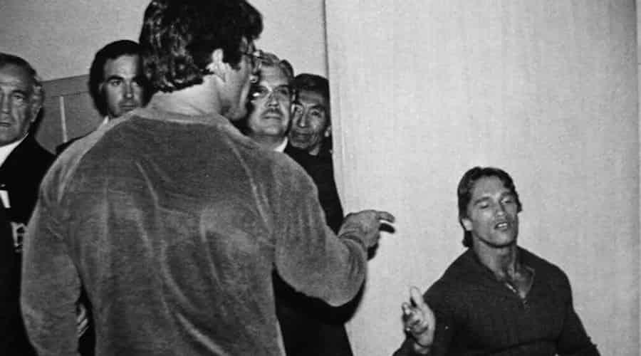 Schwarzenegger vs Mentzer