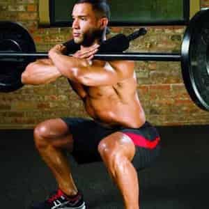 Front Squat: una delle migliori varianti del miglior esercizio per le gambe