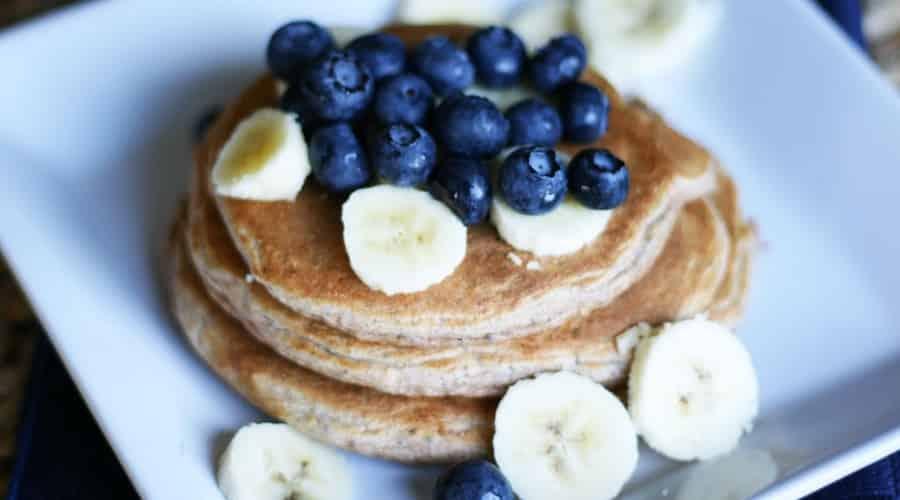pancake proteici colazione