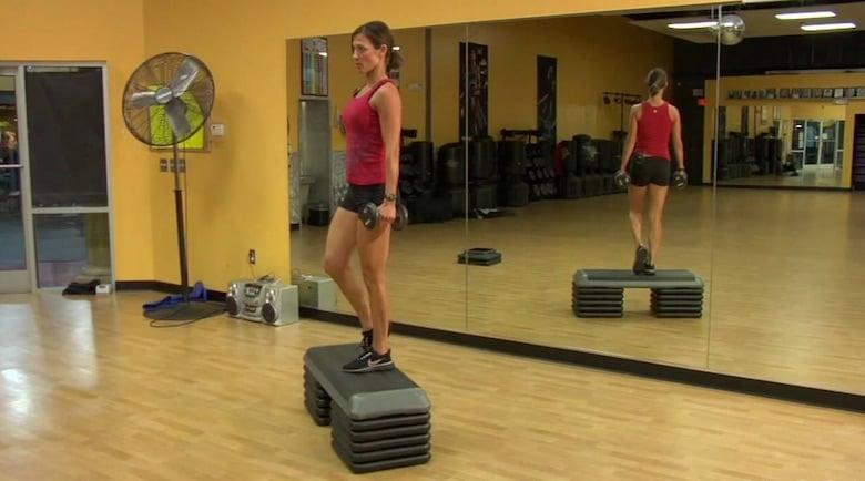 step up esercizio