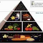 piramide alimentare immagine