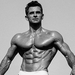 Vince Gironda: allenamento 8×8 full body
