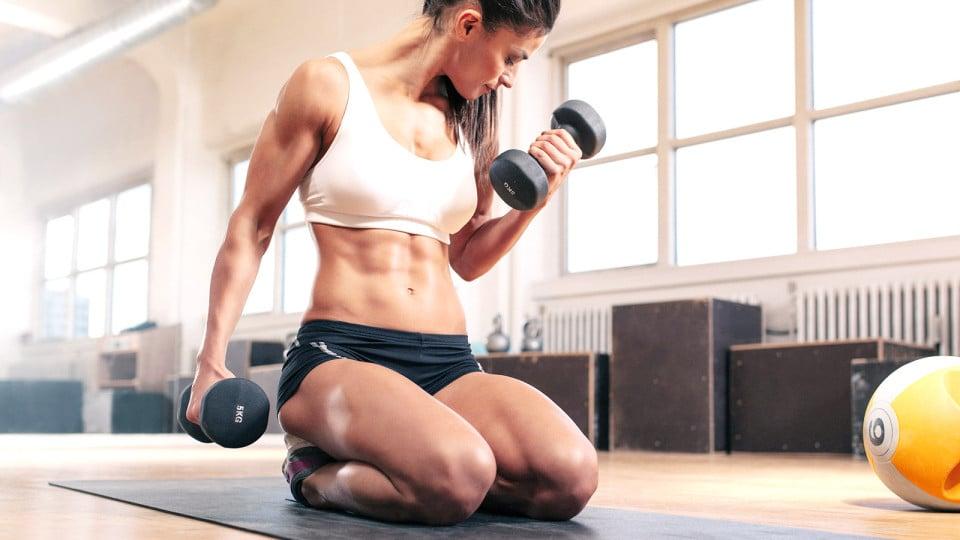 allenamento femminile