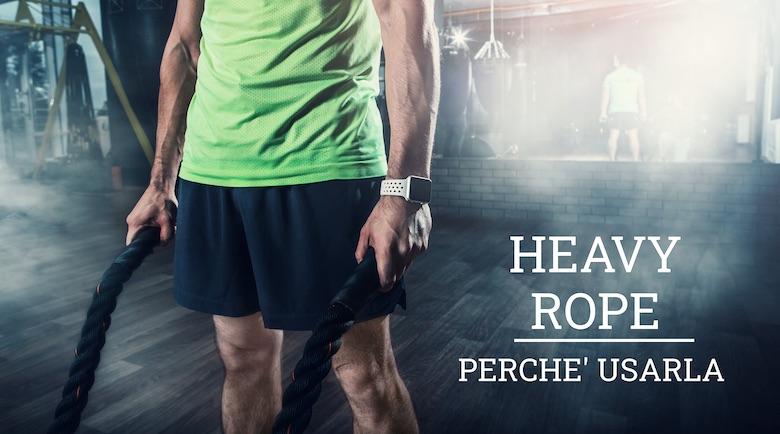 heavy jump rope